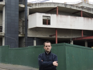 The shopping development in Naas town centre needs to be completed to help bring back footfall